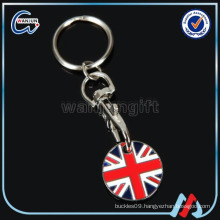 Shopping Cart Token Keychain Supplier
