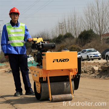 Top Supplier of Small Walk Behind Roller Compactor