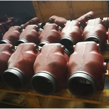 Sand Casting Iron Casting Gearbox Housing Part
