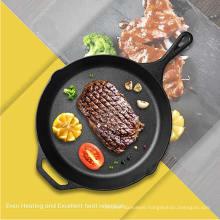 Wholesale Heavy Duty Fry Pan Cast Iron Skillet