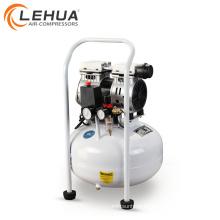 30 litros 0.55kw mini compressor de ar sem óleo