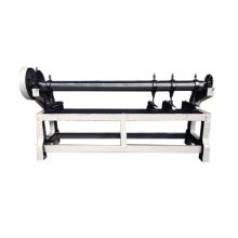 carton pack eccentric four link slotting machine/corrugated box make machine price