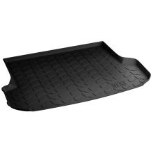 Tapete de porta-malas de carro à prova d'água para controle de tapetes traseiros duráveis