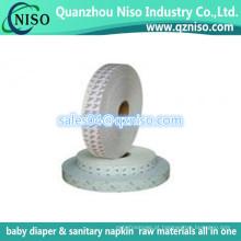 Papel da liberação do silicone para a fita adesiva do guardanapo sanitário e dos forros do calcinha