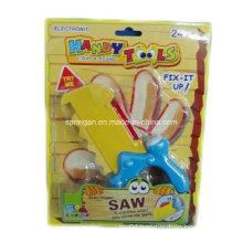 Saw Set Handy Toys Tools Light & Sound