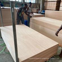 pure okoume plywood ship form Gabon