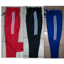 Polyester custom men training  pants casual sports pants