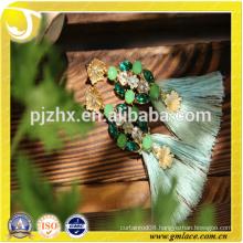 China Supplier Wedding Dresses Costume polyester Tassel Earring
