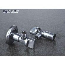 Vario tamaño redujo la válvula de bola del taladro y la válvula del radiador