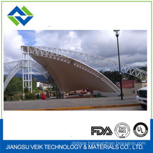 PTFE Tensile Fabric for Roofs