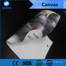 High Resolution Images Printing 260gsm inkjet canvas matte for Pigment Inks Printing