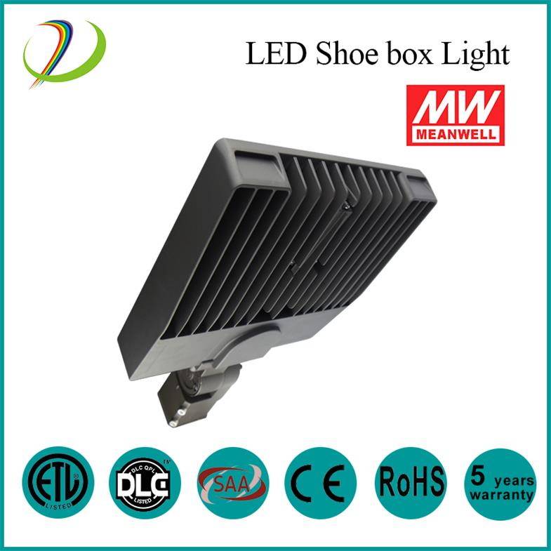 75W Outdoor Led Shoebox Light