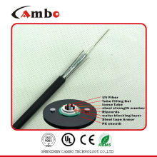 100% Fluck Tested High Quality Fiber Optical Cable 305m Roll LS0H PVC