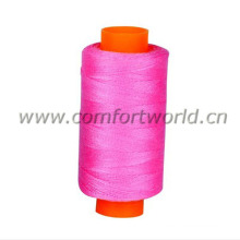 100% Spun polyester sewing thread 40S/2 in tube