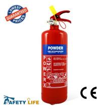 abc 2 kg extintor de incêndio / chaveiro extintor / extintor de incêndio indicador de pressão