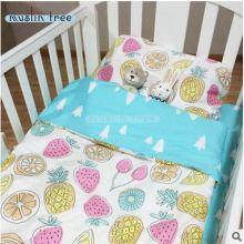 Adorável Baby Crib Bedding Set para 0-4years