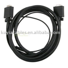 6 Feet HD15 M/M HD SVGA / VGA Cable with 3.5mm Audio Cable Projector Monitor Cable