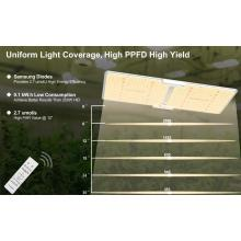 Drahtlose Smart-Fernbedienung für LED Grow Lights