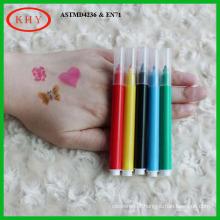 Non Toxic Temporary Tattoo Pen for Body