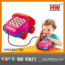 New Item Kunststoff Intelligente Telefon Maschine Lernen Baby Spielzeug Großhandel