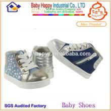 2014 accessoires en gros pour enfants chaussures décontractées pour garçon