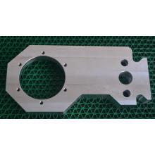 Pieza de aluminio que trabaja a máquina del CNC de encargo del modelo del helicóptero en la alta precisión