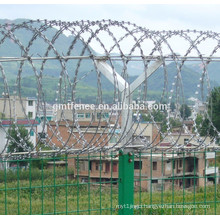 Chinese Supplier Professional Galvanized razor barbed wire