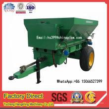 Сельскохозяйственные прицепные Тракторные тяжелых Разбрасыватель удобрений на продажу