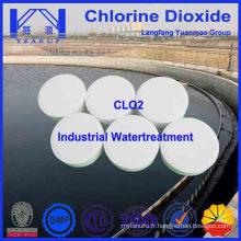 Désinfectant stabilisé au dioxyde de chlore pour le traitement de l'eau d'égout