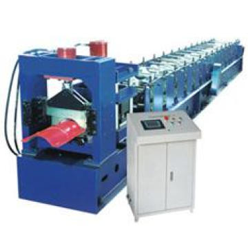 Fully Automatic PLC Control Quality Metal Roof Ridge Roll Forming Machines