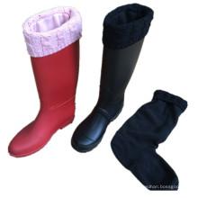 Boot Cuff Meias Sock Fabricantes Atacado Sapatos baratos Boot, aquecedores de pernas das mulheres, aquecedor de calças de malha