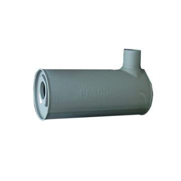 Глушитель шума глушителя / выхлопа для бульдозеров Komatsu