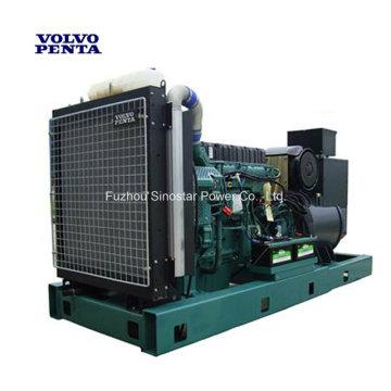 60kw a 500kw Generador diesel de la energía de Volvo Penta