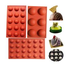Custom Silicone Rectangular Mousse Cake Molds