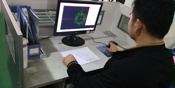 CNC Machining programming