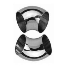 Stainless Steel Pipe Fitting Elbow Reducer Flange Pipe (Precision Casting)
