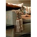 polyester curtain tassel tiebacks,2015 new tassels