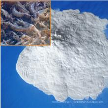 Additif pour animaux de qualité alimentaire au chélate de méthionine-zinc