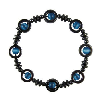Hematite Bracelet for Health Healing and Charm accessories