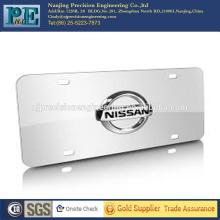 Kundenspezifische Alumium-Logo-Platte