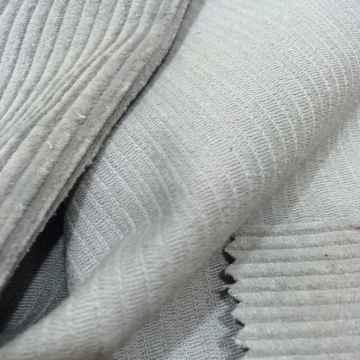 Großhandel 100% Baumwolle Kordsamt gewebt Kleidungsstück Stoff von 8 Wales