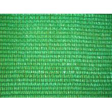 Filet pare-soleil en plastique en fil plat et fil rond