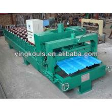 LS-1000-840 galvanized roofing sheet metal forming machine