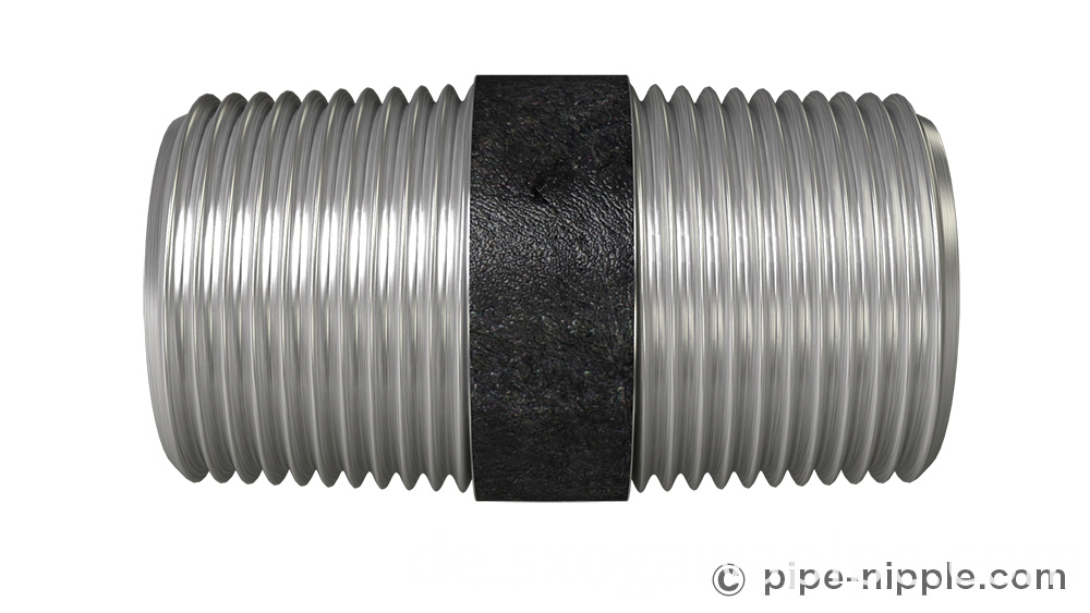 Both Screws Pipe Nipple Price