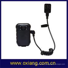 Le corps de police d'application de loi de WiFi 1080P a porté l'appareil-photo OX-ZP605W