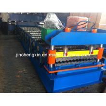 Профилегибочная машина для производства рулонных панелей