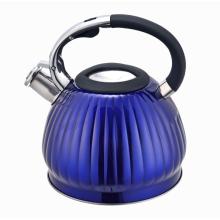 Chaleira de chá 18-10 de chaleira de aço inoxidável