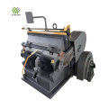 Manual Feed Paper Platen Die Cutting Creasing Machine