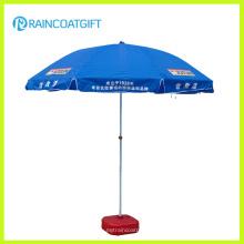 Parasol extérieur de polyester de PVC pour la promotion