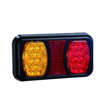 Impermeable ADR LED Heavy Truck Stop Tail Lamps